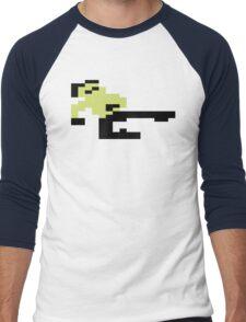 Bruce Lee C64 Men's Baseball ¾ T-Shirt