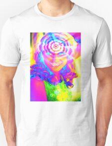 ELECTRIC RAINBOW Unisex T-Shirt