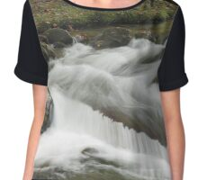 Every Which Way Women's Chiffon Top