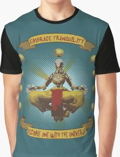 Embrace tranquility Graphic T-Shirt