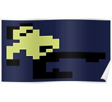 Bruce Lee C64 Poster