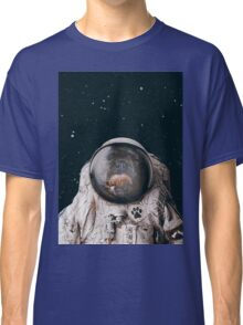Space Dog Classic T-Shirt