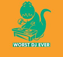 T-Rex is Worst DJ Ever Unisex T-Shirt