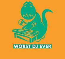 T-Rex is Worst DJ Ever Unisex T-Shirt