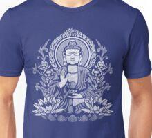 Siddhartha Gautama Buddha White Unisex T-Shirt