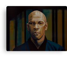 Denzel Washington in The Equalizer Painting Canvas Print