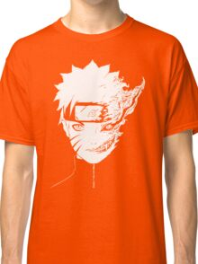 The Face of Beast Fox Ninja Classic T-Shirt