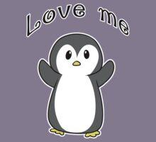 Love me Pengy Kids Tee
