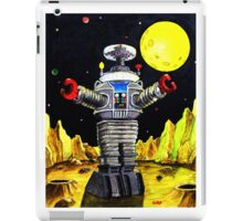B-9 ROBOT LOST IN SPACE iPad Case/Skin