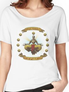 Embrace tranquility Women's Relaxed Fit T-Shirt