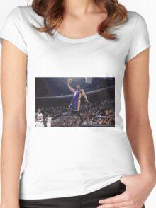 Kobe Bryant Women's Fitted Scoop T-Shirt