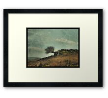 The Timeless Landscape Framed Print