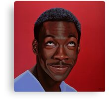 Eddie Murphy Painting Canvas Print