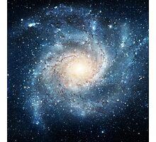 Spiral galaxy Photographic Print