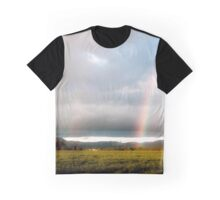 Valley Rainbows 1 Graphic T-Shirt
