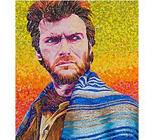 The Eastwood Stare Down Photographic Print