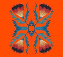 Floral symmetry 2. Kids Tee