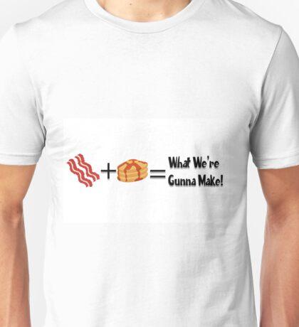 Bacon Pancakes Unisex T-Shirt