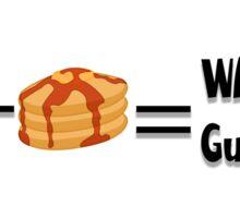 Bacon Pancakes Sticker