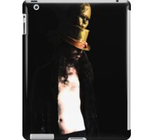 head hat iPad Case/Skin