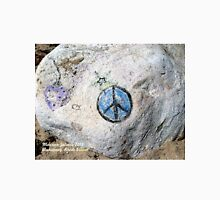 Peace on Earth in Weekapaug, RI Unisex T-Shirt