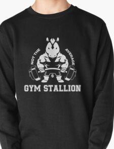 Not the average GYM STALLION Pullover
