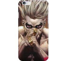 Sun-Ken Rock iPhone Case/Skin