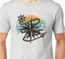 Nautical Splash Unisex T-Shirt