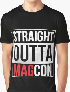 Straight Outta MagCon Graphic T-Shirt