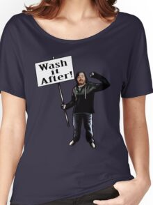 Wash It After Women's Relaxed Fit T-Shirt