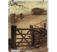 Beautiful England iPad Case/Skin