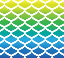 Rainbow Fish Sticker