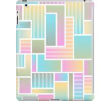 Summer Squares iPad Case/Skin