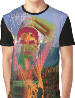 Fusion with the landscape Graphic T-Shirt