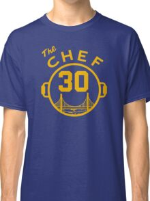 """Steph """"The Chef"""" Curry with the Pot Classic T-Shirt"""