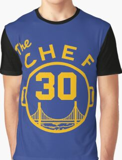 """Steph """"The Chef"""" Curry with the Pot Graphic T-Shirt"""
