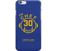 "Steph ""The Chef"" Curry with the Pot iPhone Case/Skin"