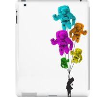 Astro girl iPad Case/Skin