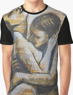 Lovers - Mon Amour Graphic T-Shirt