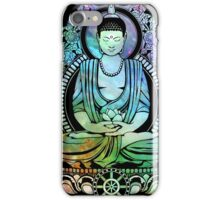 Gautama Buddha Cool Galaxy iPhone Case/Skin