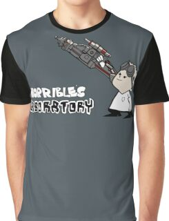 Horrible's Laboratory Graphic T-Shirt