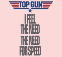 TOPGUN - NEED SPEED Kids Tee
