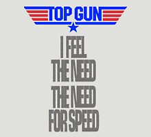 TOPGUN - NEED SPEED Unisex T-Shirt
