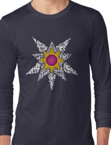 Pokemon Tribal - Starmie Pokemon Long Sleeve T-Shirt