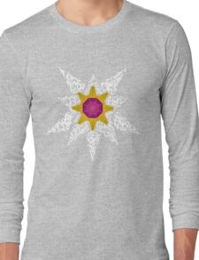 Pokemon Tribal - Starmie Pokemon Long Sleeve T-Shirt