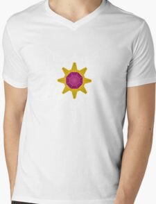 Pokemon Tribal - Starmie Pokemon Mens V-Neck T-Shirt
