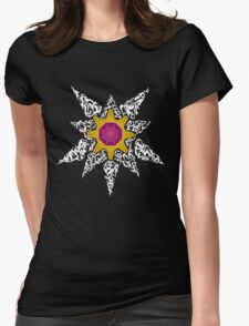 Pokemon Tribal - Starmie Pokemon Womens Fitted T-Shirt
