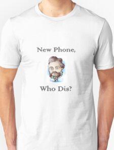 Alexander Graham Bell, New Phone Who Dis? T-Shirt