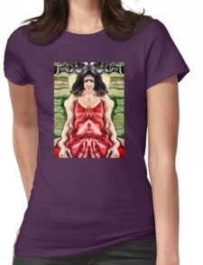 Cubist woman Womens Fitted T-Shirt