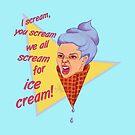 Ice Cream Rage by Galit